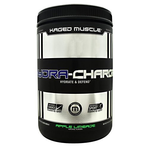 Kaged Muscle Hydra-charge Apple Limeade - Gluten Free
