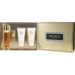 Elizabeth Taylor Gift Set White Diamonds By Elizabeth Taylor