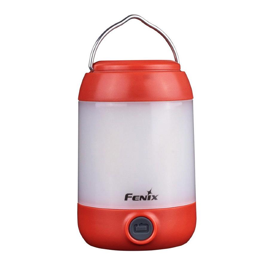 Fenix Camping Lanterns - 300 Lumens, Red