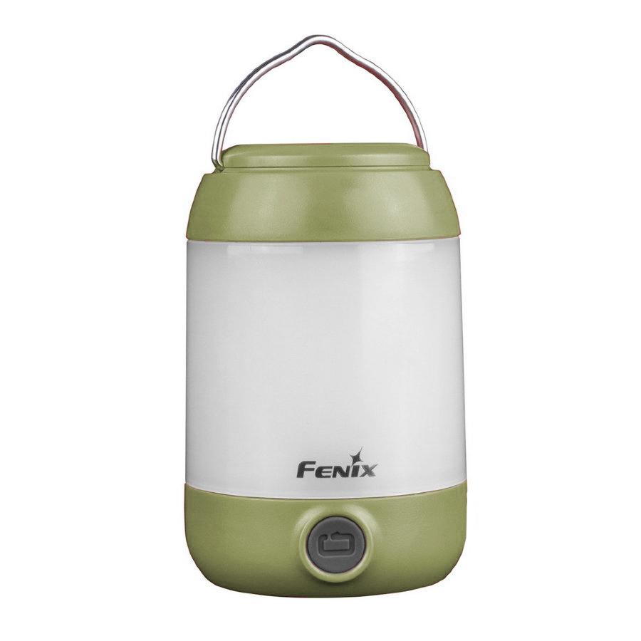 Fenix Camping Lanterns - 300 Lumens, Green