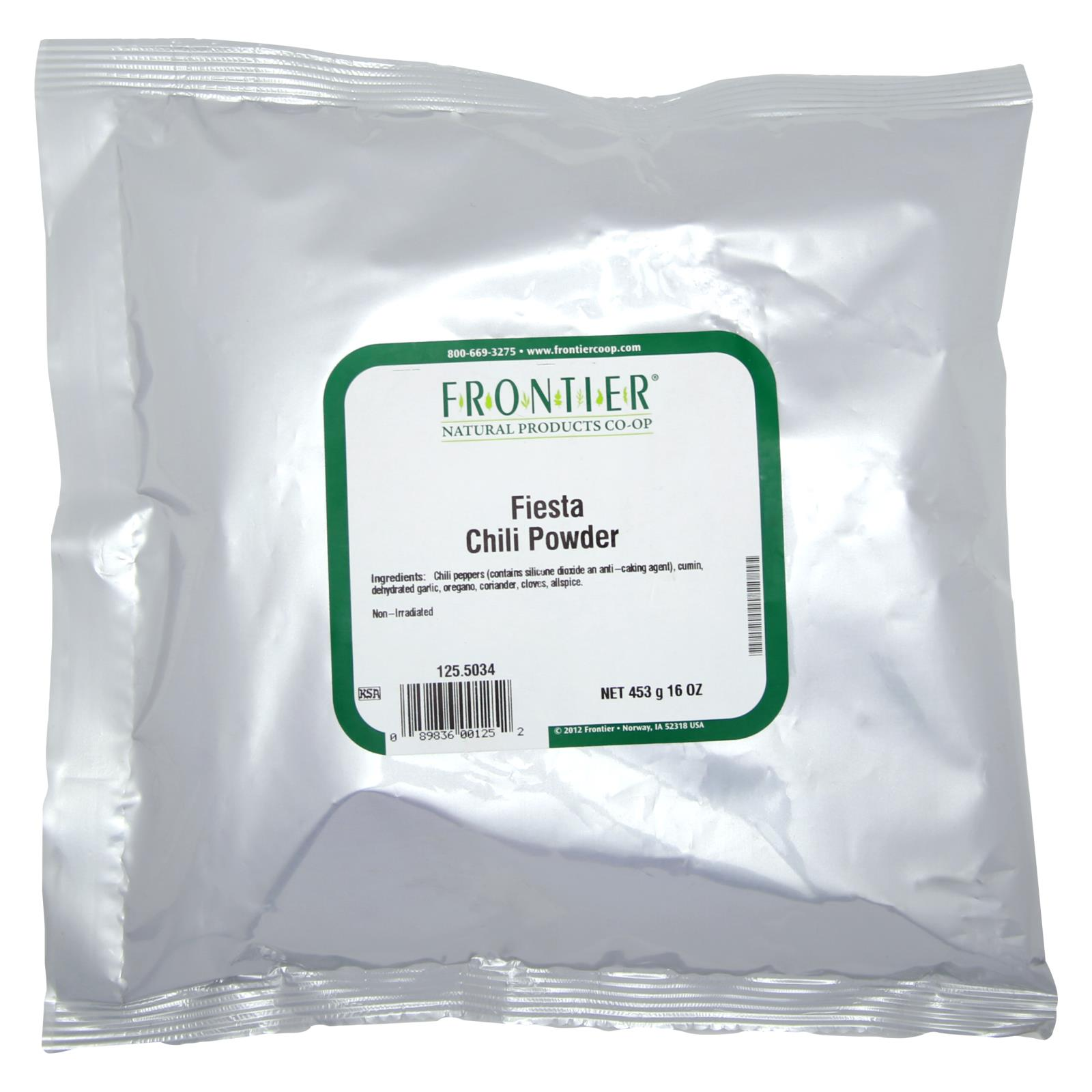 Bulk Bag Frontier Co-op Guarana Seed Powder 1 lb