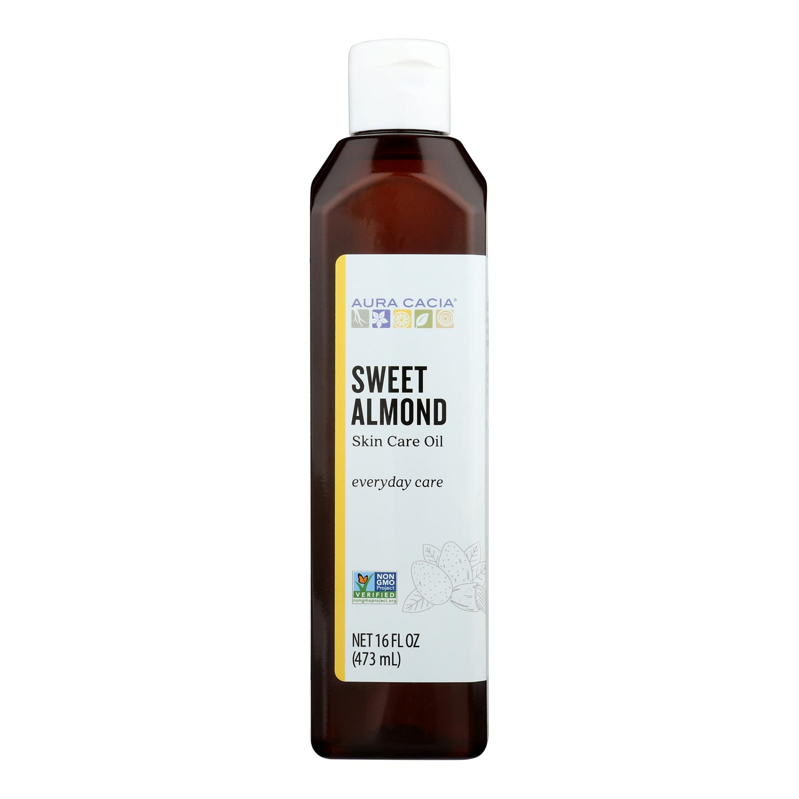 Aura Cacia - Aura Cacia Natural Skin Care Oil Sweet Almond -