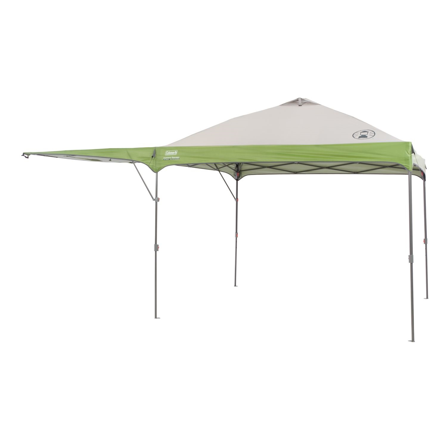 Coleman - 10X10.6 Shelter with Swingwall