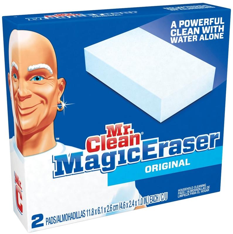 MR CLEAN 43515 Magic Eraser 4.6 in L 1 in Thick
