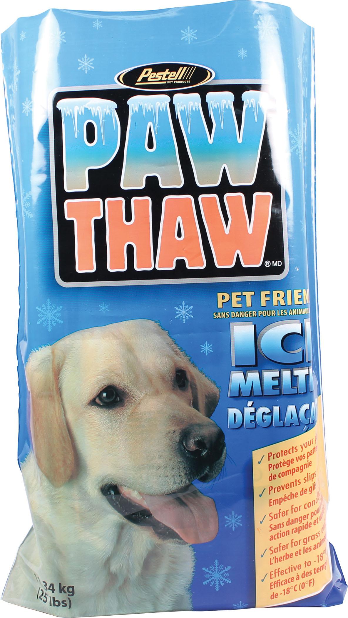 Paw Thaw Pet Friendly Ice Melt 689788903767 Ebay
