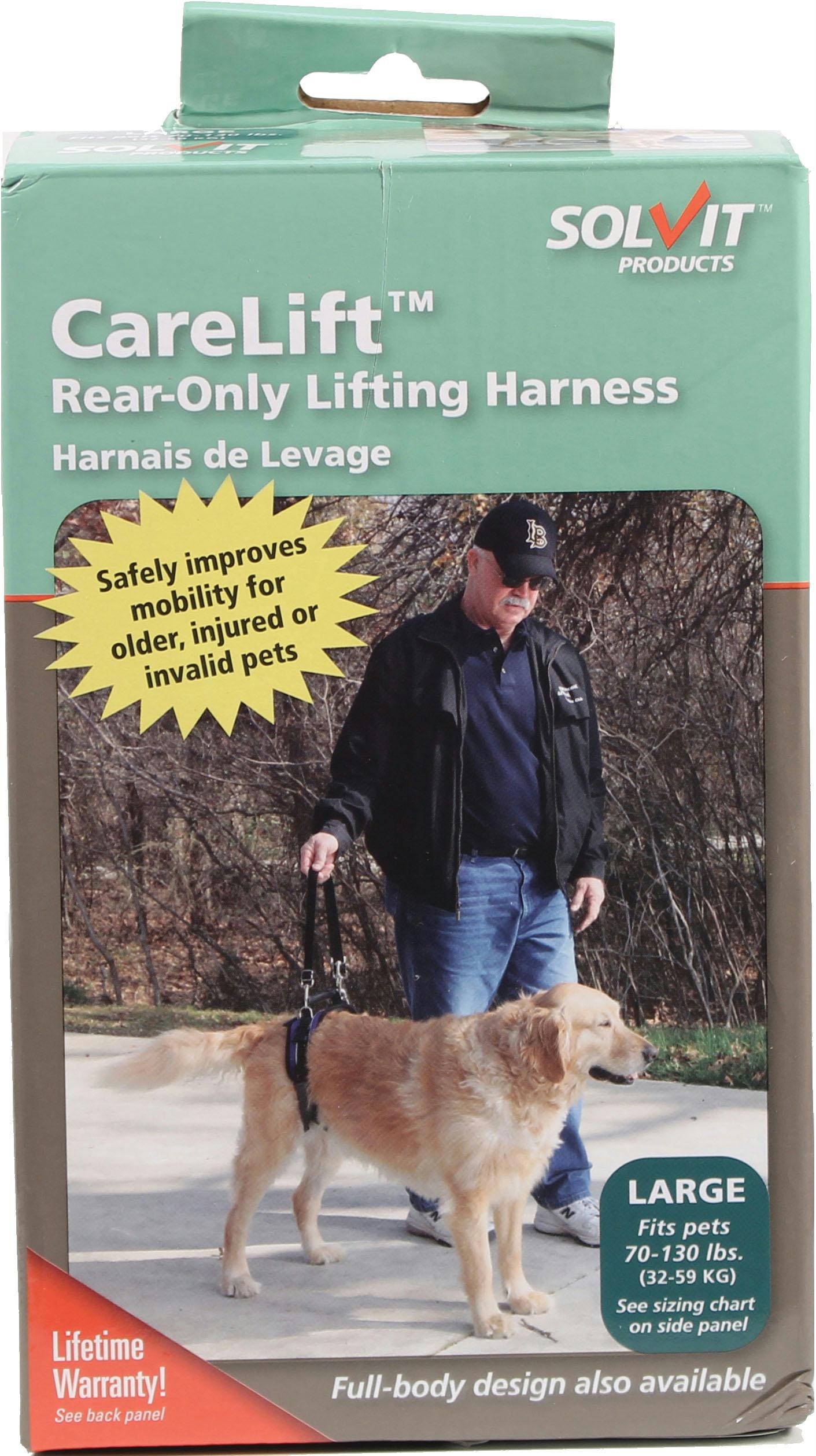 Carelift Rear-only Lifting Harness For Dogs | eBay