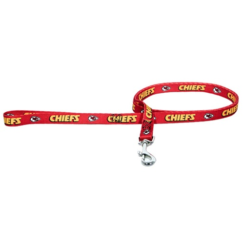 Kansas City Chiefs Pet Leash